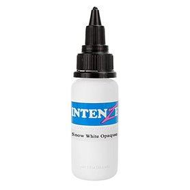 BIAŁY TUSZ INTENZE SNOW WHITE 30ml