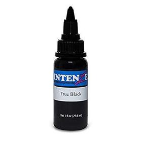 CZARNY TUSZ INTENZE TRUE BLACK 30ML