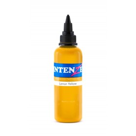 TUSZ INTENZE ŻÓŁTY LEMON YELLOW 30ml