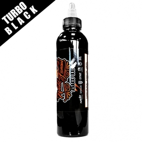 CZARNY TUSZ Turbo Black 120ml - World Famous Ink