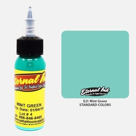 ETERNAL Mint Green, 15ml
