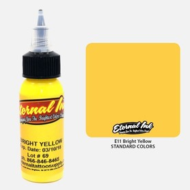 ETERNAL Bright Yellow, 15ml