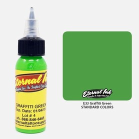 ETERNAL Graffiti Green, 15ml