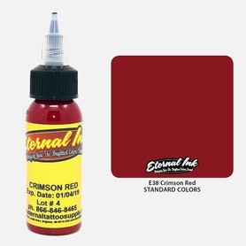 ETERNAL Crimson Red, 15ml