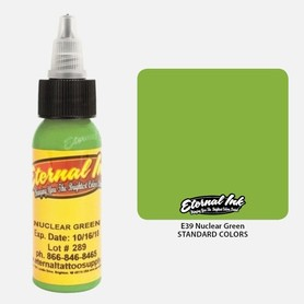 ETERNAL Nuclear Green, 15ml
