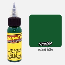 ETERNAL Lime Green, 15ml