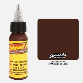 ETERNAL Dark Brown, 15ml