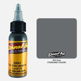 ETERNAL GRAY, 15ml