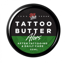 LOVEINK Tattoo Butter Aloes, 50ml