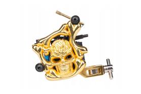 MASZYNKA CEWKOWA DO CIENI gold skull 10W