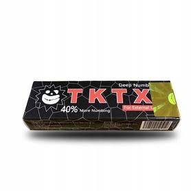 40% TKTX Krem Znieczulający, 10g