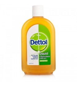 DETTOL PŁYN DO ODBIJANIA WZORU 250,500 ml