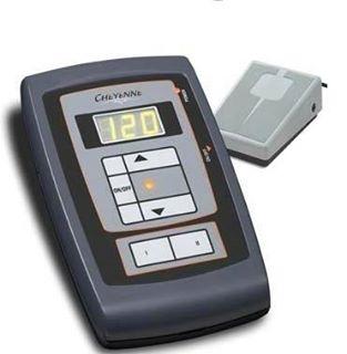 LCD Zasilacz Dotykowy Panel Sterujący PERMANENT&TATTOO Mini Jack (1)