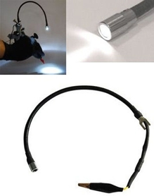 LAMPKA LED MASZYNKI DO TATUAŻU maszynka zestaw