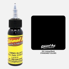 ETERNAL Lining Black, 15ml