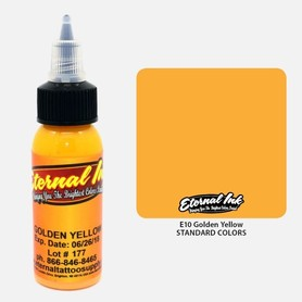 ETERNAL Golden Yellow, 15ml