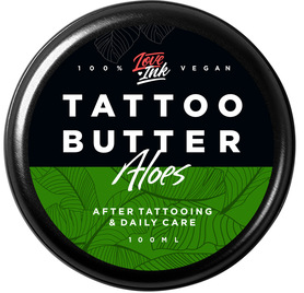 LOVEINK Tattoo Butter Aloes, 100ml