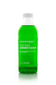 Green Soap 1 l. Aloe Tattoo